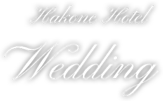 Hakone Hotel Wedding
